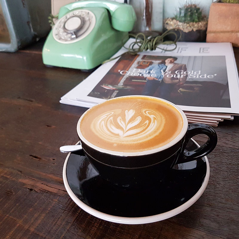 Sunday Morning Coffee @ One Ounce for Onion
