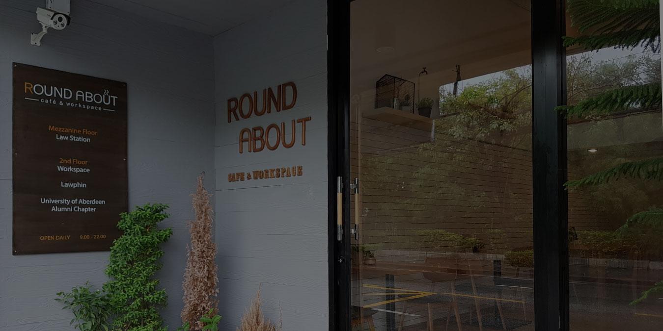 Round About Cafe and Co-Working | Ekkamai | Bangkok