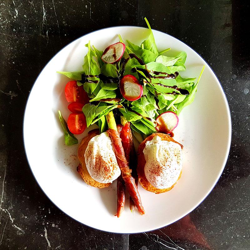 Sunday Breakfast | Bar Storia Del Caffé | Thonglor | Bangkok
