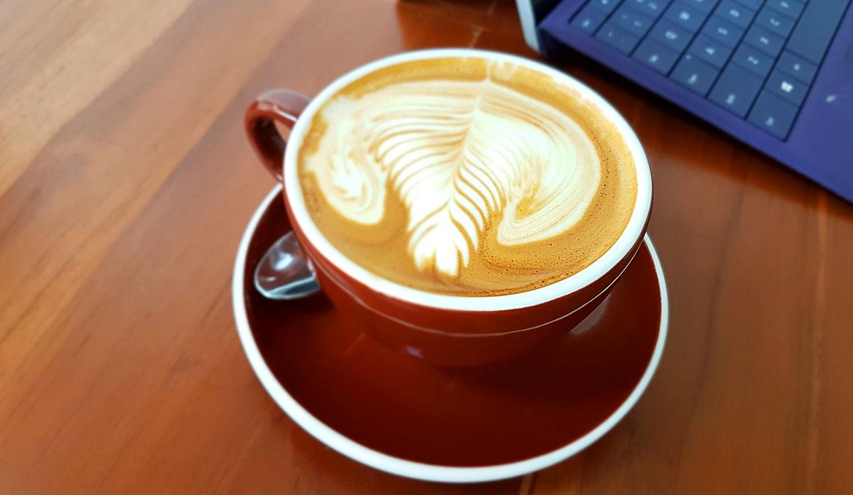 Friday Afternoon Coffee | Ekkamai Macchiato | Ekkamai | Bangkok ... #afternoonCoffee