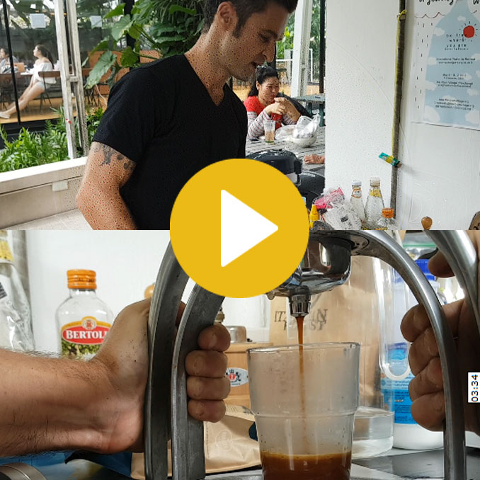 Co-Working ROK Espresso Maker Session | Video