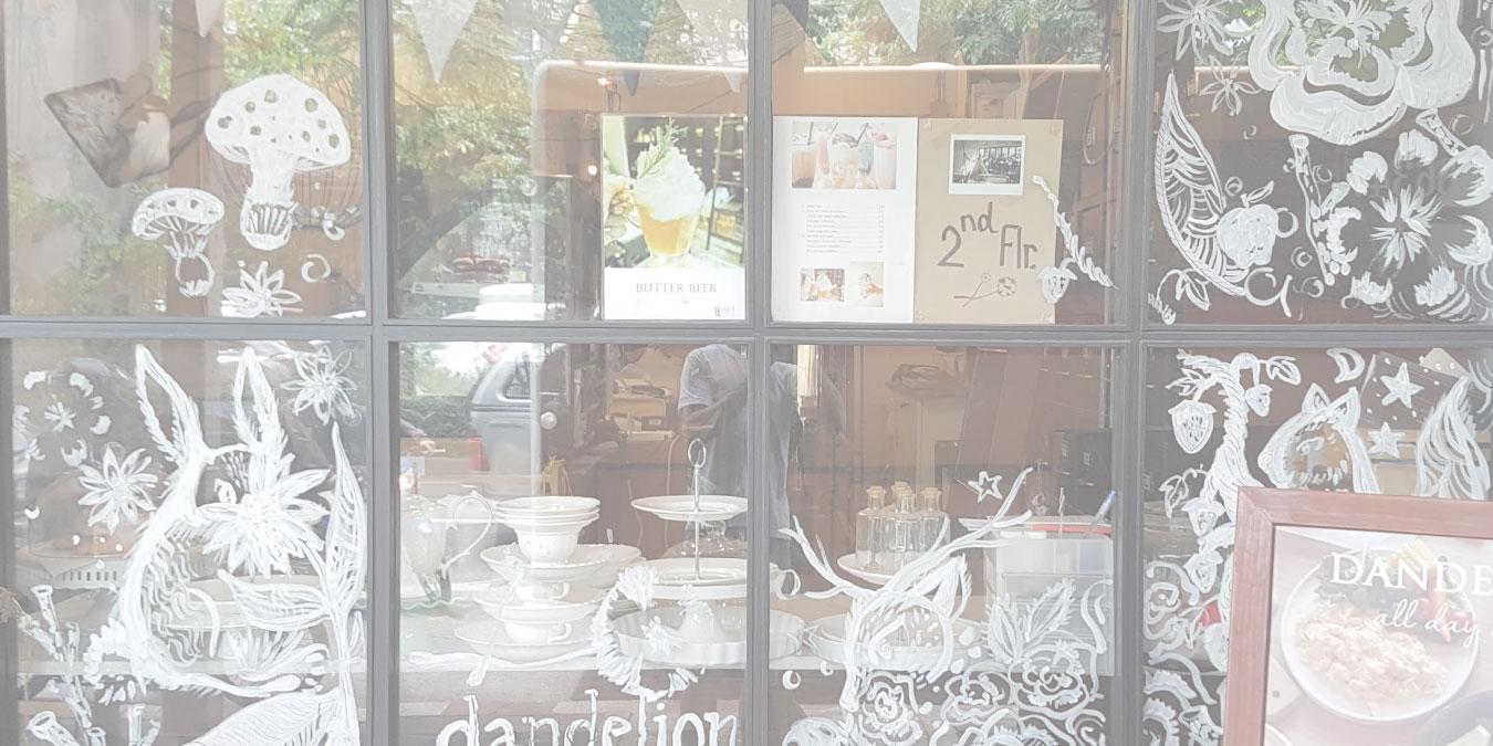 Dandelion | Sukhumvit Road | Bangkok