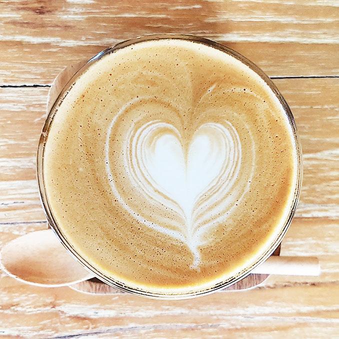 Surprisingly Good Coffee   82 Cafe   Hua Hin