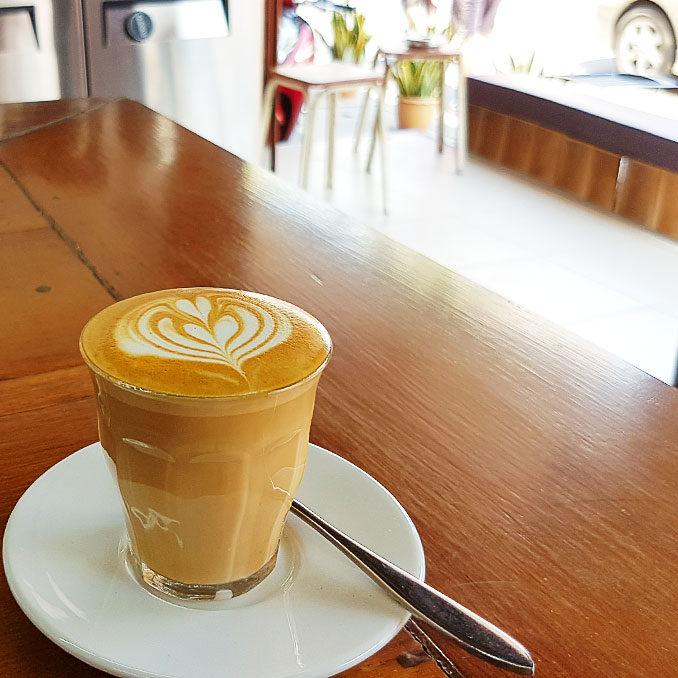 Double Coffee Hit With a Breeze! | Osot Place | Hua Hin