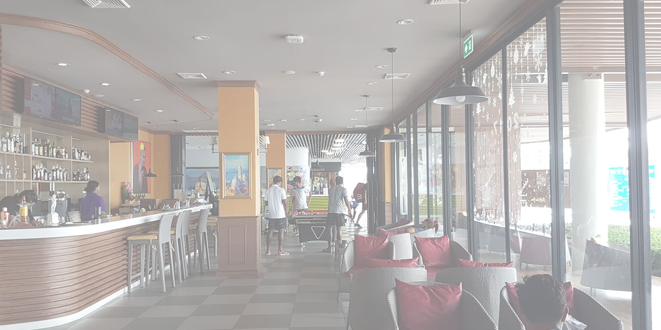 Maria Restaurant | True Arena | Hua Hin | Thailand