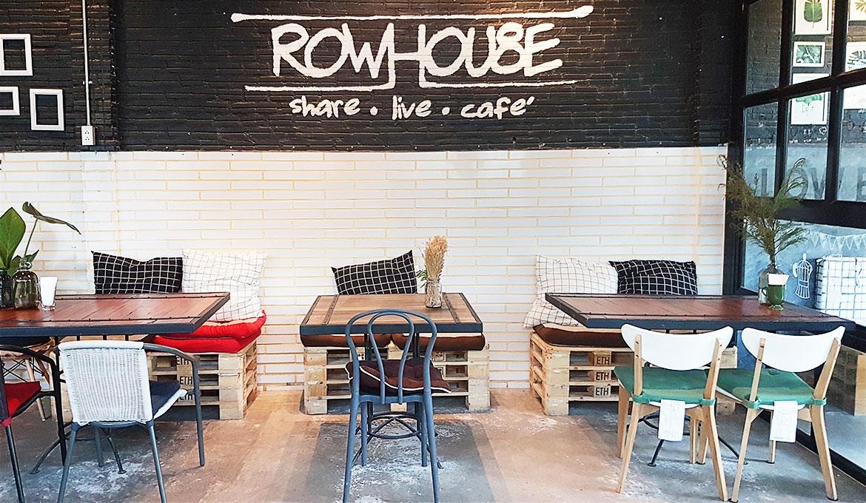 Rowhouse Cafe Row Hou8e Hua Hin Thailand Eggs On Toast