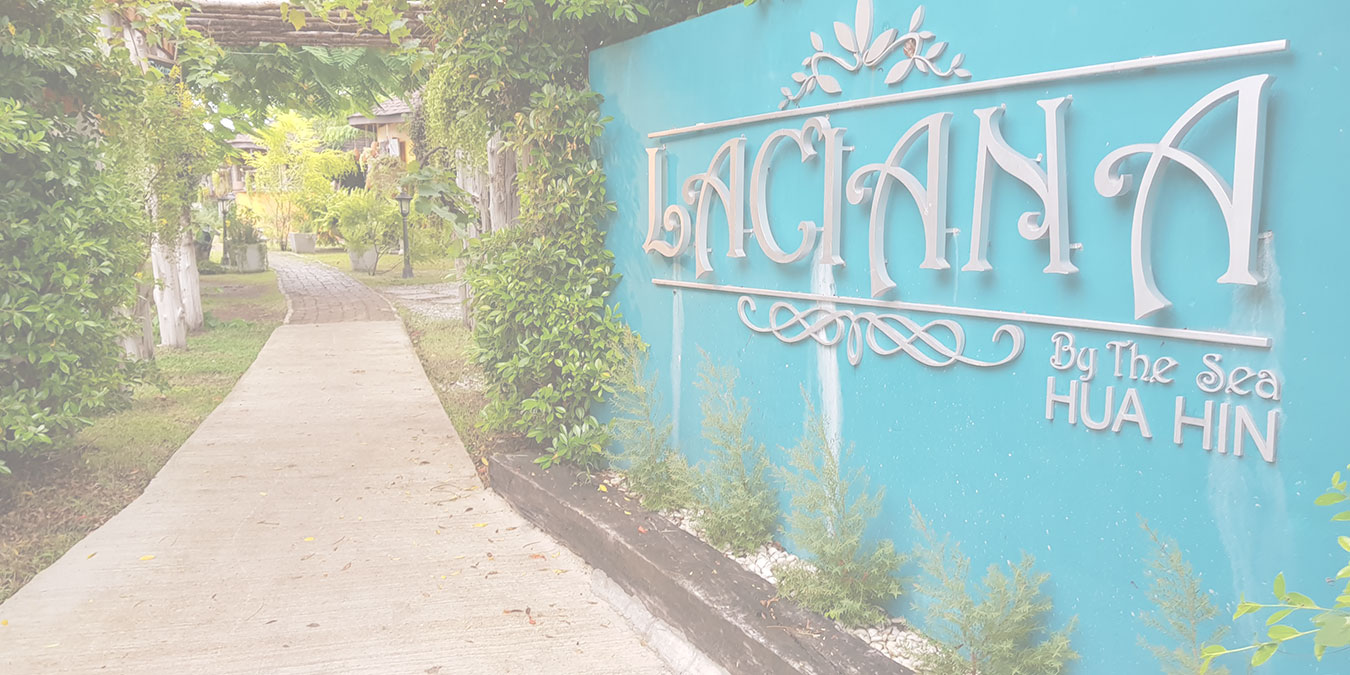 Laciana by the Sea | Italian & Thai Restaurant | Hua Hin | Thailand