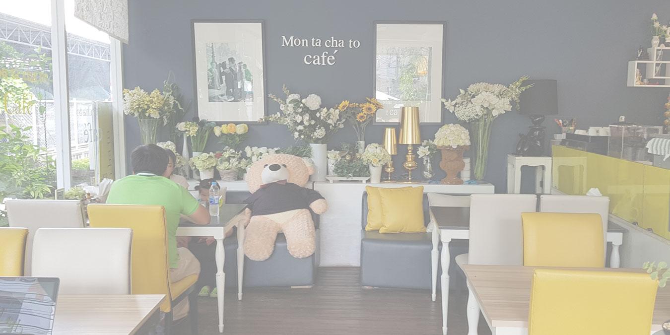 Mon Ta Cha To Cafe  | Hua Hin | Thailand