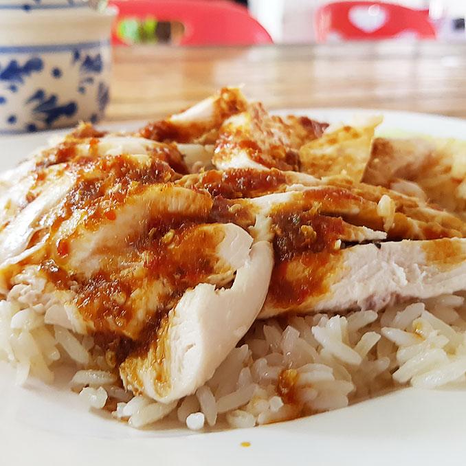 Raan Khao Mang Ghai | Khao Tao | Hua Hin | Thailand