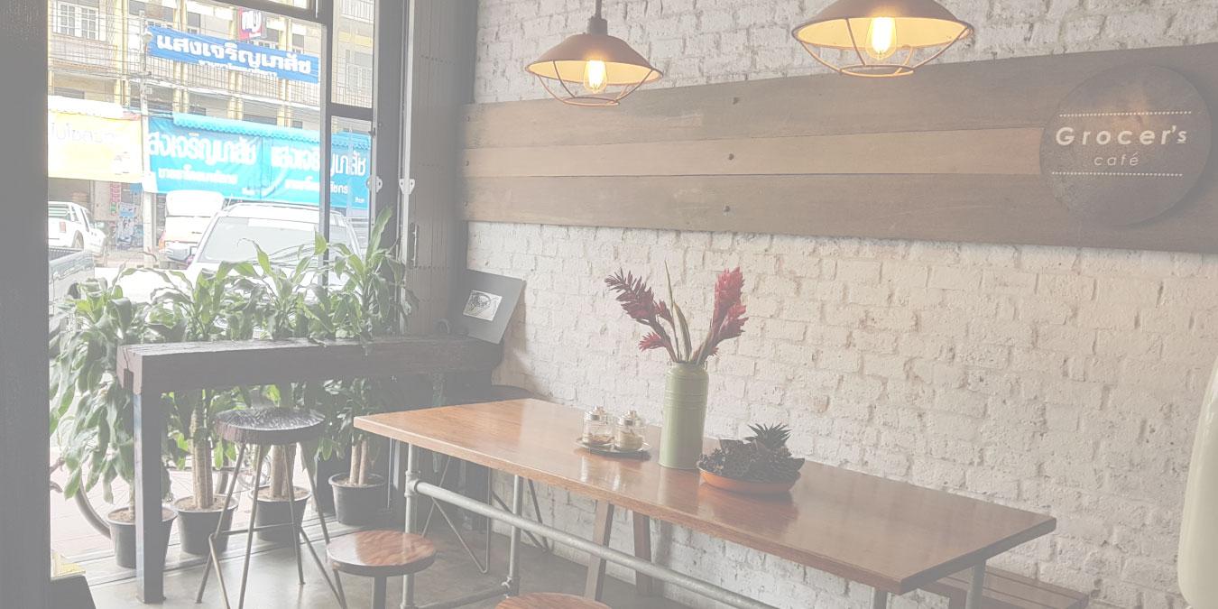 Grocer's Café | Pran Buri | Hua Hin | Thailand