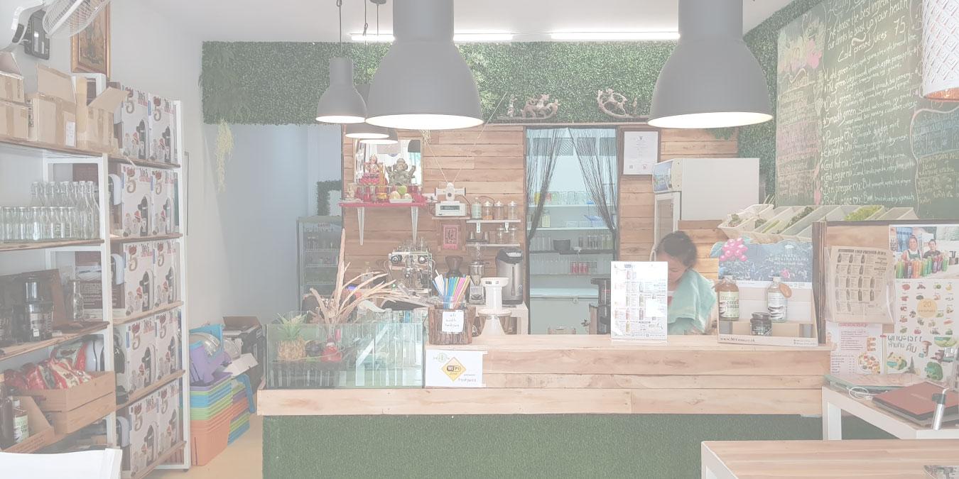 Juice Life | Khao Takiab | Hua Hin | Thailand