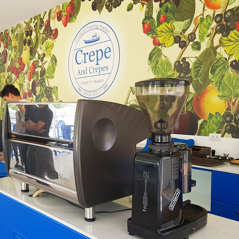 Crepe and Crepes | Khao Takiab | Hua Hin | Thailand