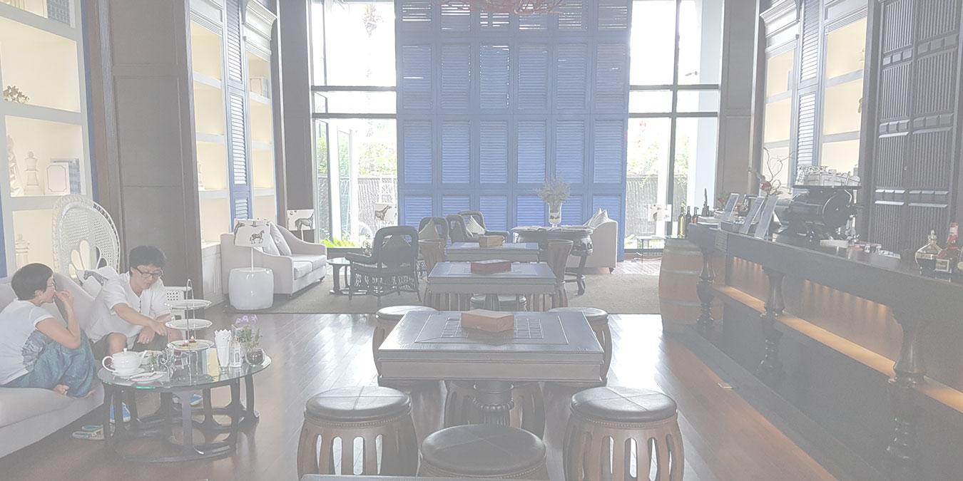 Coral Lounge | Amari | Khao Takiab | Hua Hin | Thailand