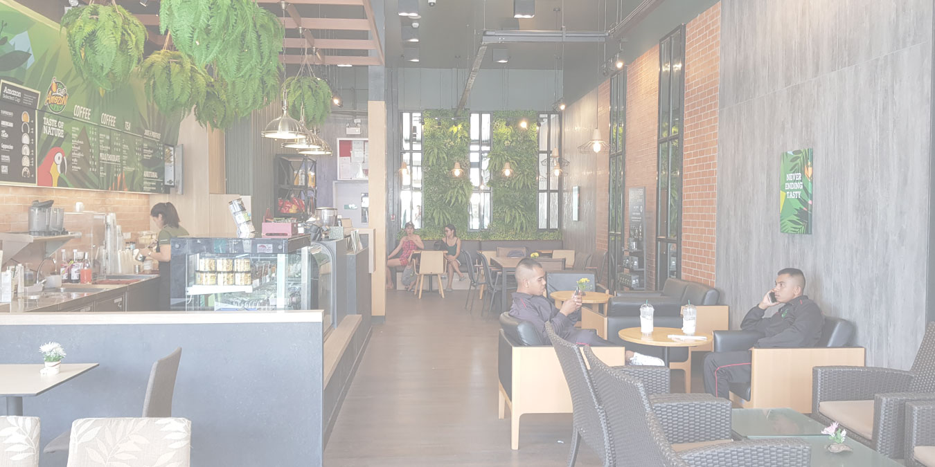 Amazon Cafe | Khao Takiab | Hua Hin | Thailand