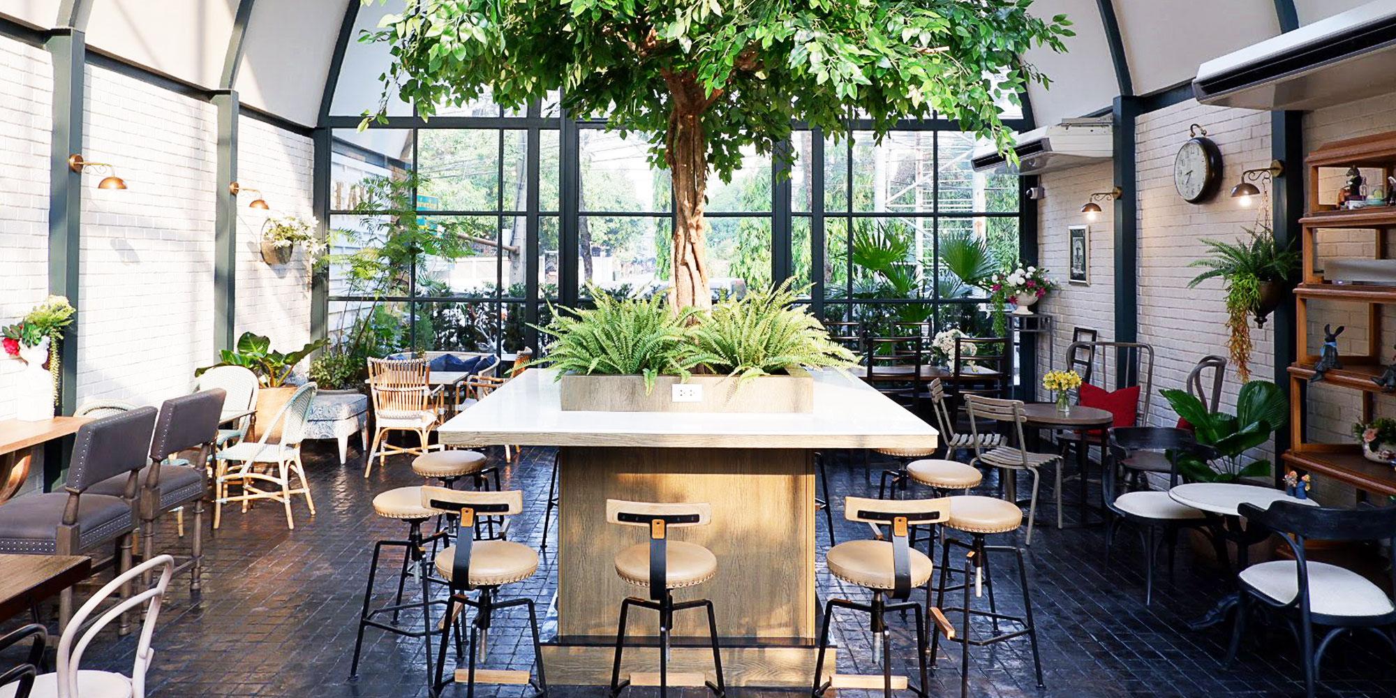 LAFF Cafe | Sukhumvit 50 | Onnut | Bangkok | Thailand