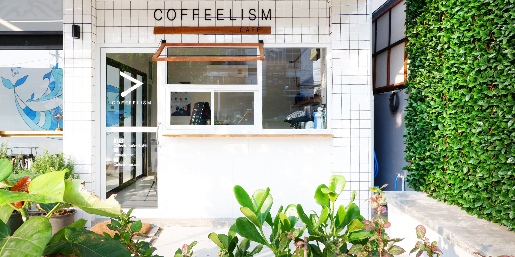 Coffeelism | Another Great Coffee Shop | Hua Hin | Thailand