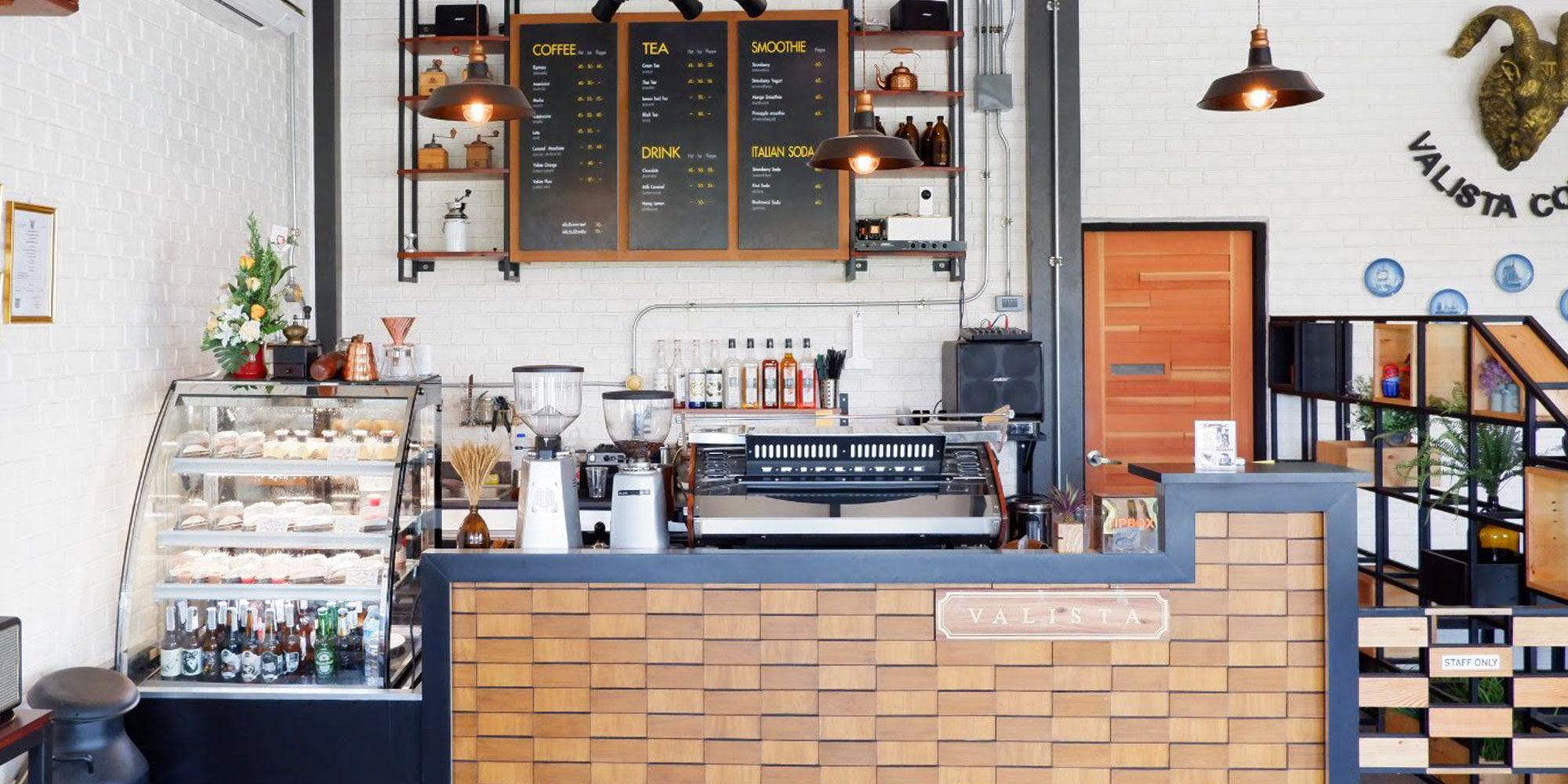 Valista Coffee | Sam Roi Yod | Thailand
