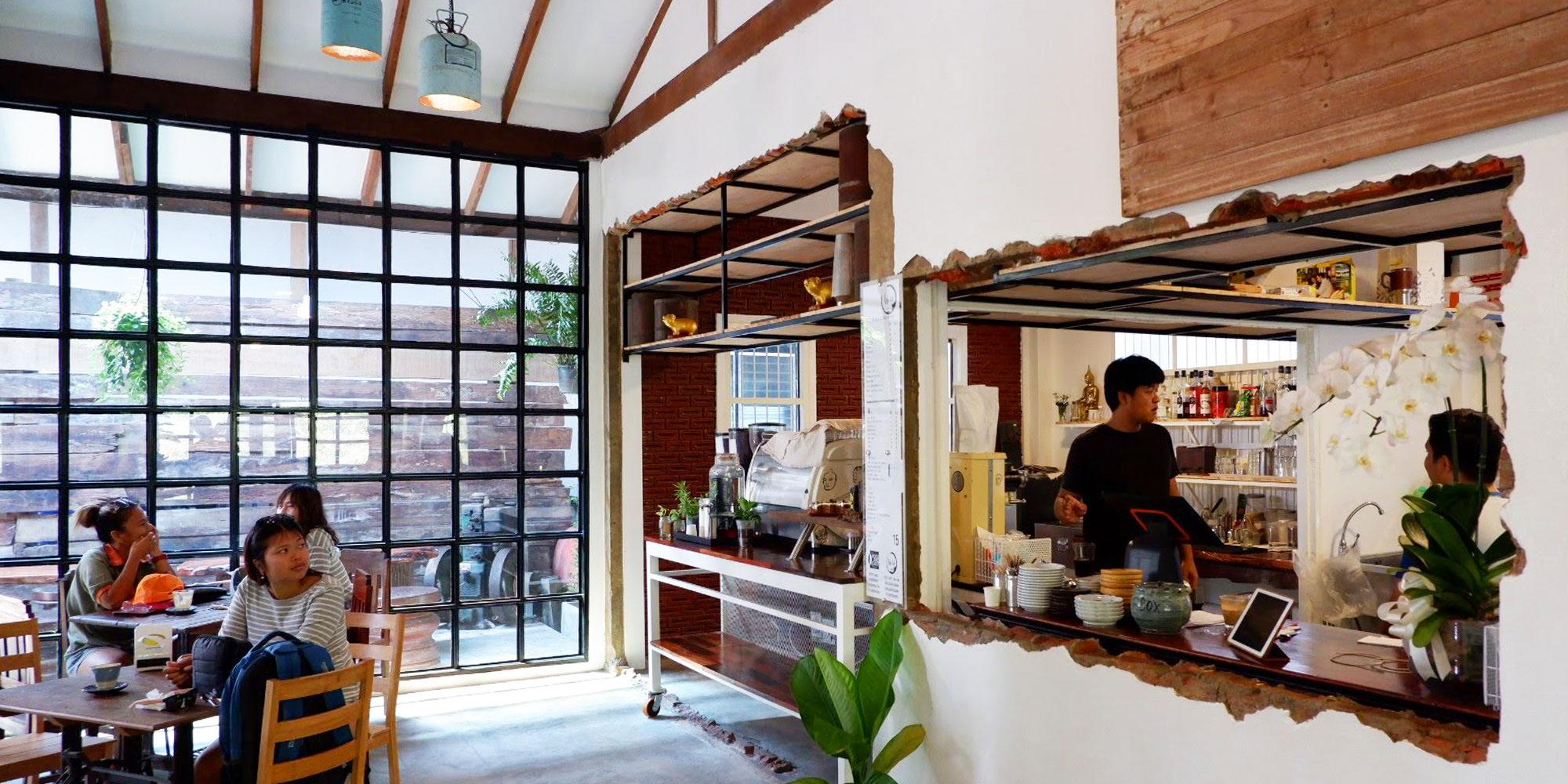 Velo Cafe' X Rock'n Roast | Hua Hin | Thailand
