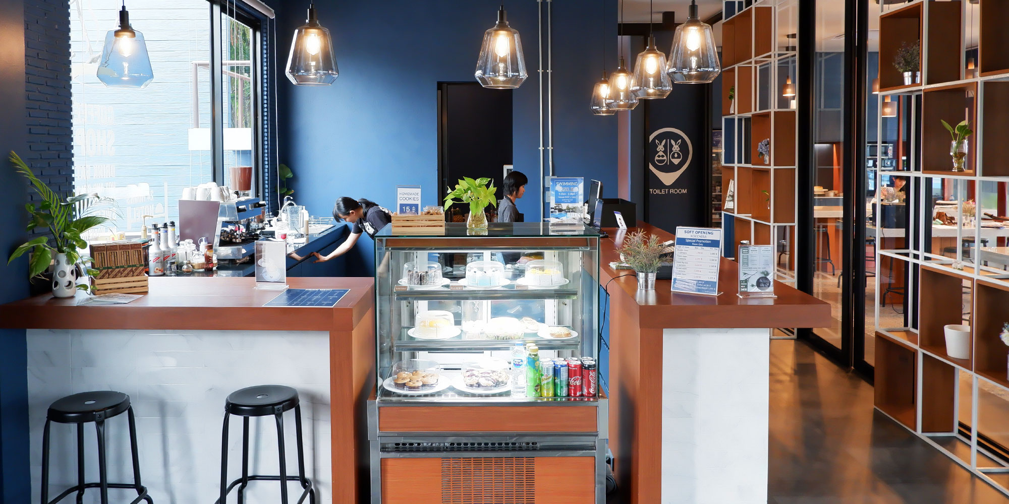 Kocchira Cafe (Rest and Bake) | Khao Takiab | Hua Hin | Thailand