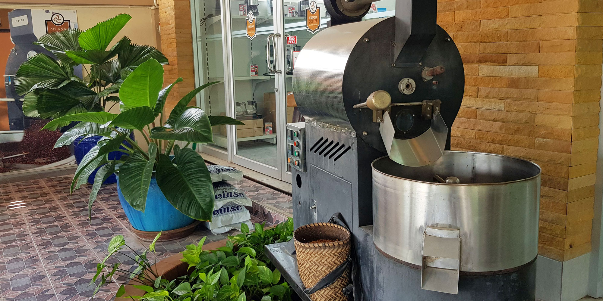 Anjana Coffee | Hua Hin | Thailand