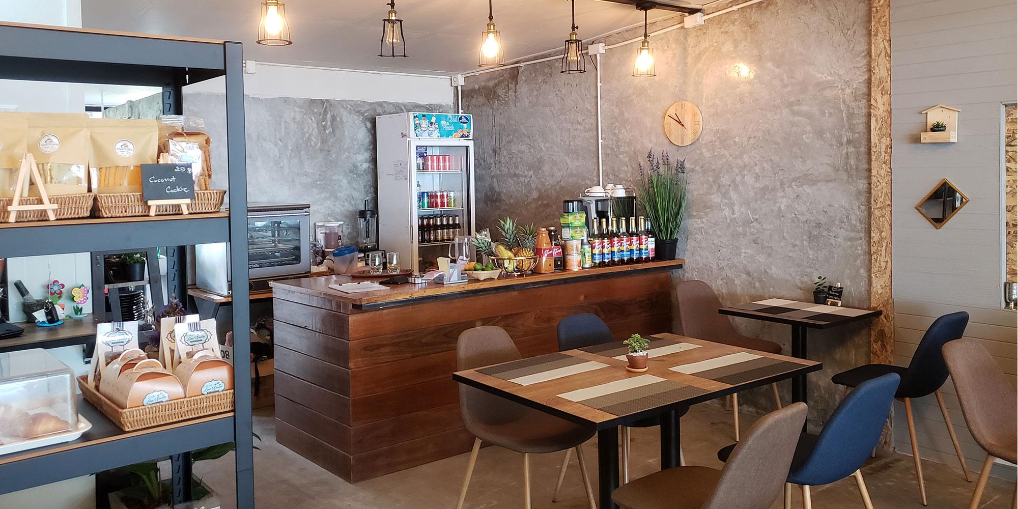 SeaBreeze Cafe & Bistro | Ao Nang | Krabi | Thailand