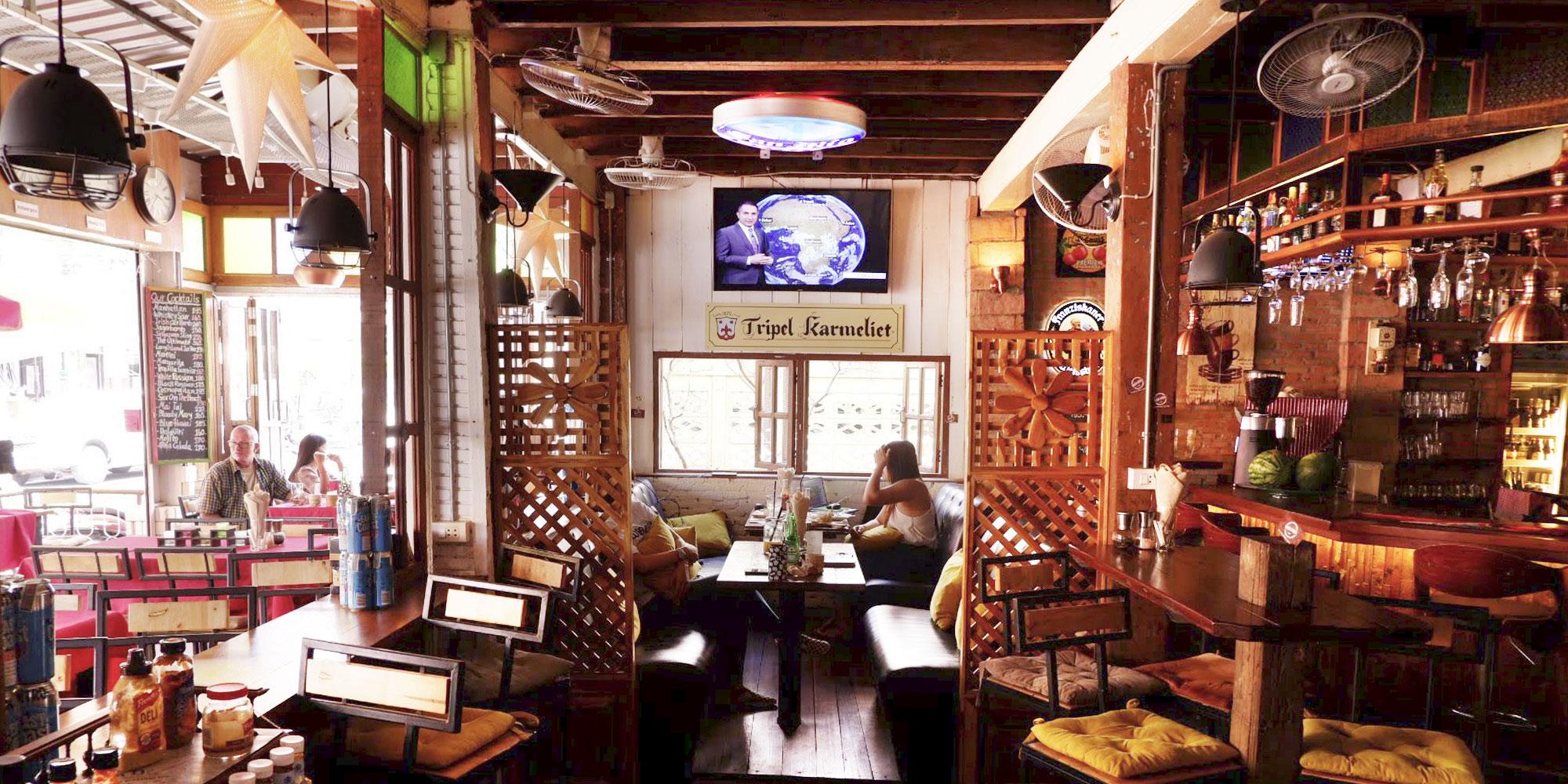 Brick House Inn | Udon Thani | Thailand